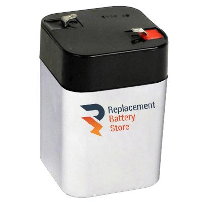 6 Volt 5 Amp Sealed Lead Acid Battery