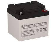 Bright Way Group HX12-50 Replacement 12V 50AH SLA Battery