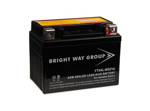 Bright Way Group YTX4L-BS(FA) Original Battery