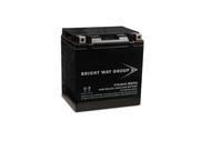 Bright Way Group YTX20HL-BS Original Battery