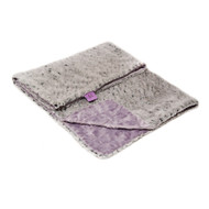 Lux Grey Blanket