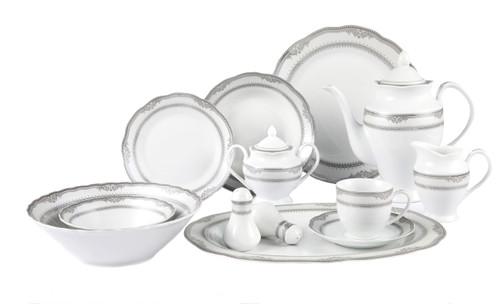 Lorenzo Victoria 57 Pc. Dinnerware Set