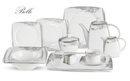 Lorenzo Belle 57 Pc. Dinnerware Set