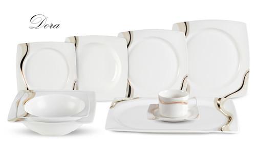 Lorenzo Dora Dinnerware Set