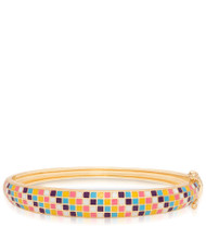 Lily Nily Mosaic Bangle Multi-Colored