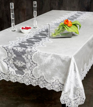 European Posh Velvet Tablecloth