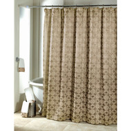 Avanti Galaxy Gold Shower Curtain