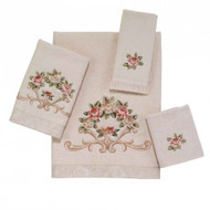 Avanti Premier Royal Rose Ivory Towels