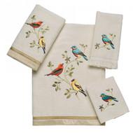 Avanti Gilded Birds Towels