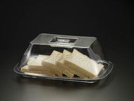 Acrylic Bread/ Muffin Tray w/ Cover