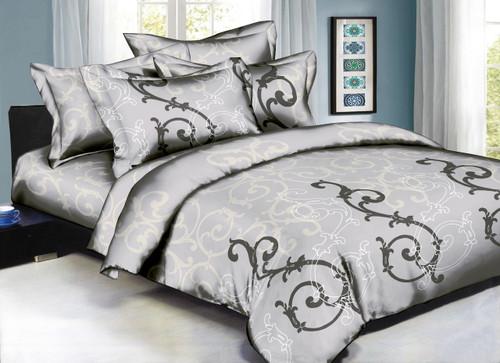 Classique Shades of Grey Linen Set