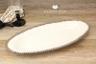 Pampa Bay Salerno Oval Serving Piece