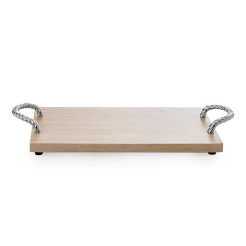 Michael Aram Twist Wood Challah Board (144575)