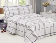 French Hexagon Linen Set