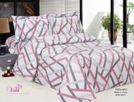 French New Blocks Linen Set