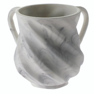 Grey Marble Washing Cup