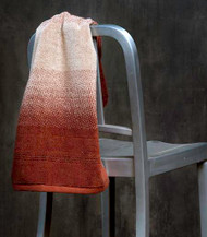 Sparkle Rust Oversized Hand Towel