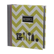 Kitchen Gear Pocket Page Recipe Book