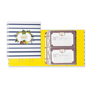 Pocket Page Recipe Book - Lemon Drop