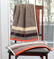 Persimmon Oversized Hand Towel