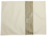 Vinyl Vertical Stripe Challah Cover