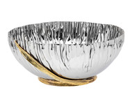"Crumpled Leaf 11"" Bowl"