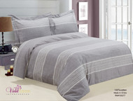French Sierra Grey Linen Set