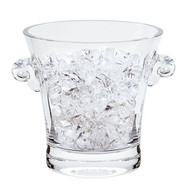 Badash Chelsea Glass Ice Bucket