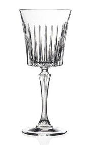Lorenzo Timeless Crystal Water Glass Set