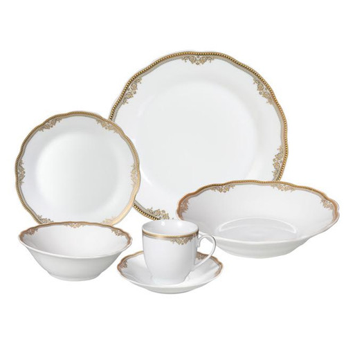 Lorenzo Catherine Dinnerware Set