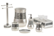 Creative Scents Brushed Nickel Bath Accessories