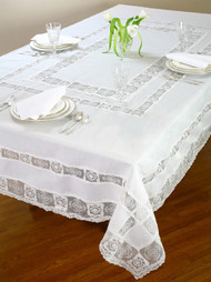 European Le Vista Supreme Tablecloth