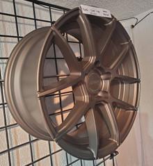 AVID 1 SL02 - 17X8 5X114.3 +35 Matte Bronze