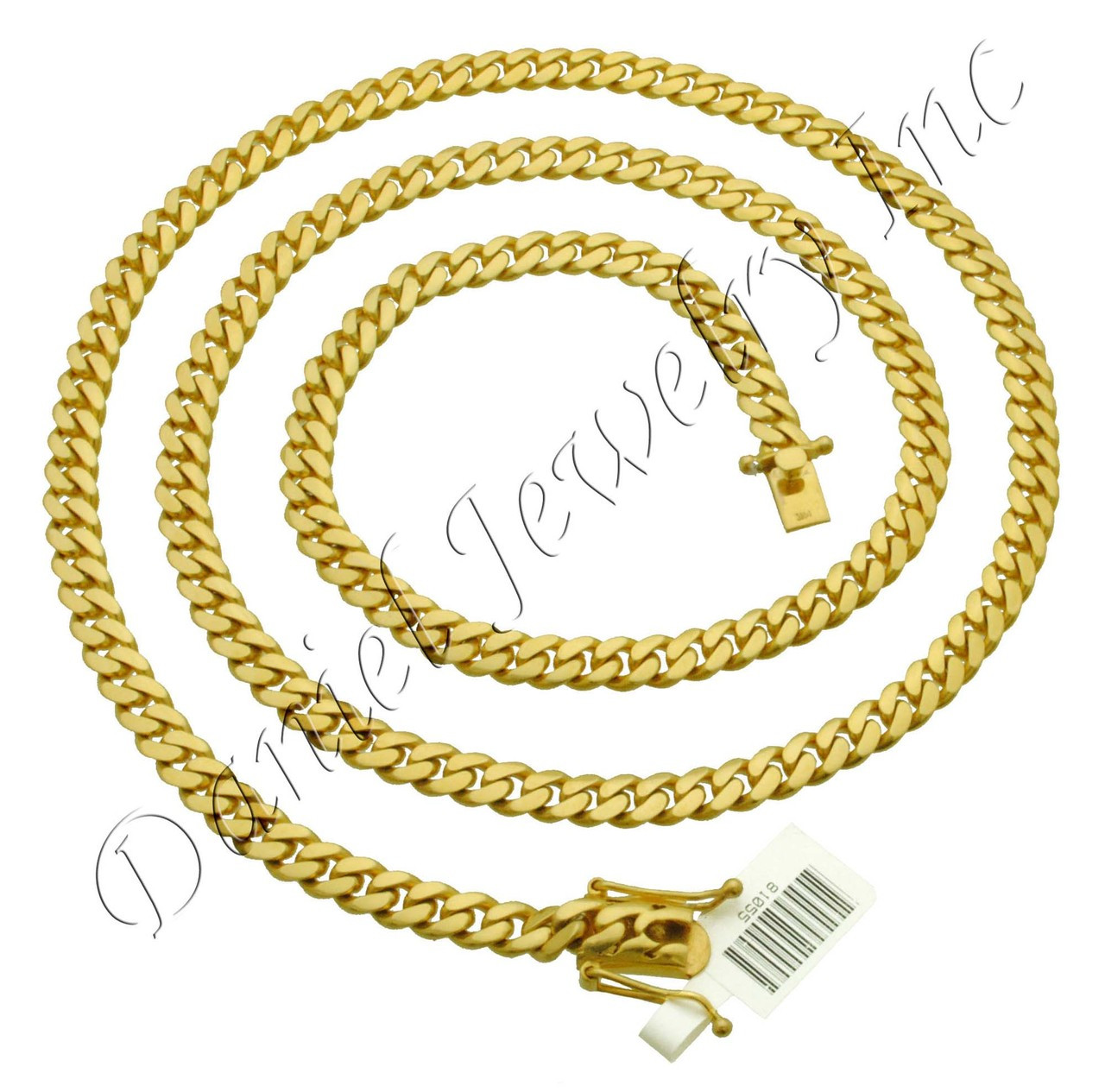 3419b7afe6f8d 6mm Miami Cuban Link 14k Chain