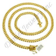 b2833d377491b Franco Box Cuban Solid Link Chain 28