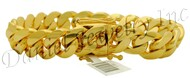 14mm Miami Cuban Link 14k Bracelet