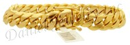 12mm Miami Cuban Link 10k Solid Bracelet