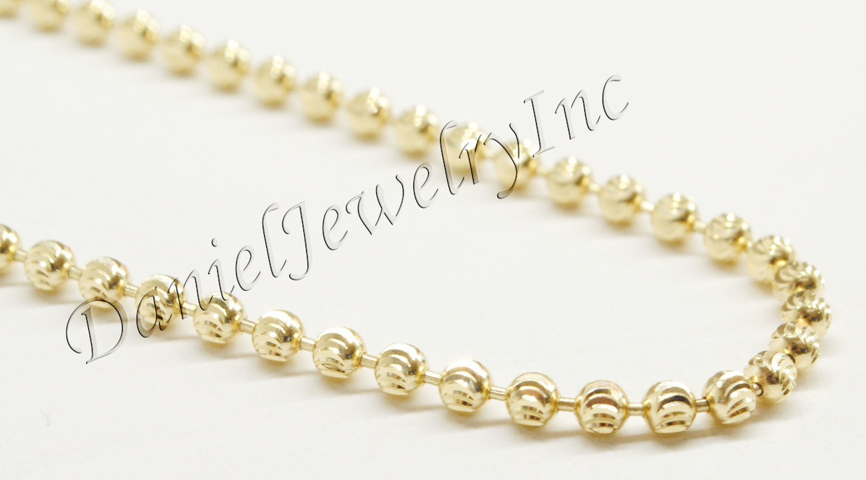 10c421ac4098a Moon Solid Link Chain 30