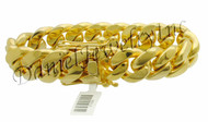 20mm Miami Cuban Link 14k Bracelet
