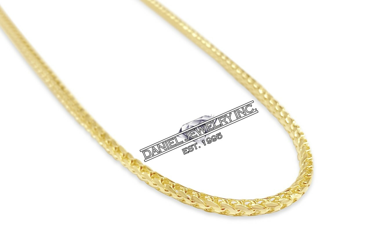 """Details about  /24/""""30/""""36/""""Stainless Steel 4.5mm Gold Franco Box Chain Necklace LION Pendant*GP50"""