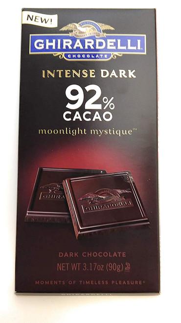 Ghirardelli Intense Dark 92% Cacao Moonlight Mystique