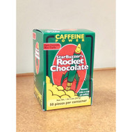 50 Count Dark Chocolate Mint Rocket Chocolate Box