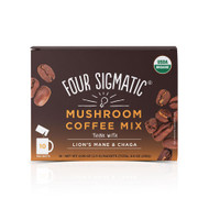 Four Sigmatic Mushroom Coffee With Lion's Mane 10 Count