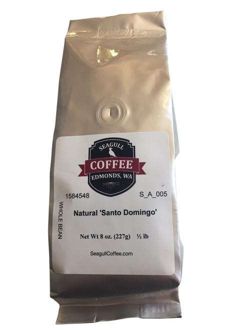 Organic Dominican Republic 'Santo Domingo' Coffee