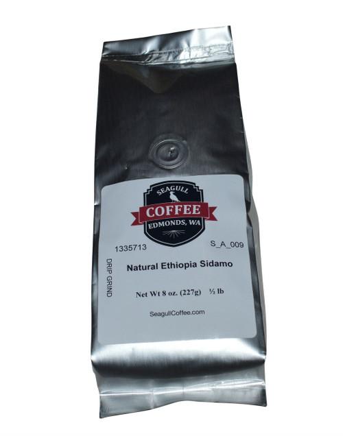 Seagull Coffee Bolivia Ethiopia