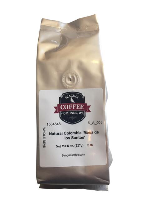 Organic Colombia 'Mesa de los Santos' Coffee