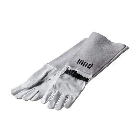 Goatskin Gauntlet Gloves