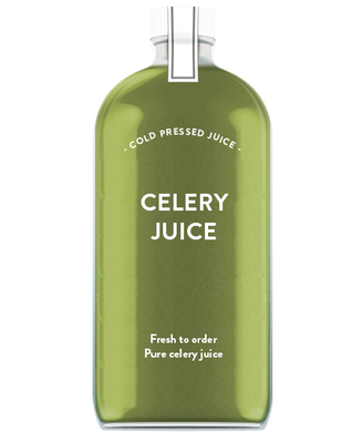 Fresh Celery Juice (In-Store Pick-Up Only)