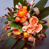 TROPICAL SUNRISE BOUQUET