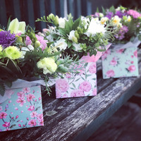 *Beautiful Blooms in a box
